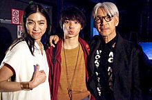 おかんと坂本教授と虹郎くんと。の画像(坂本龍一に関連した画像)