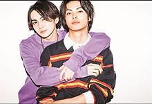 vivi 雑誌 吉野北人×神尾楓珠の画像(雑誌に関連した画像)