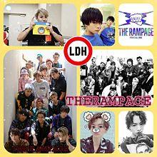 therampage  プリ画像
