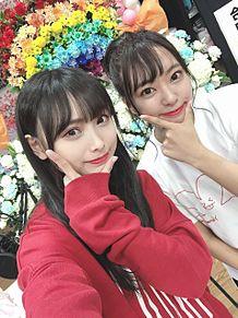 梅山恋和 山田寿々 プリ画像