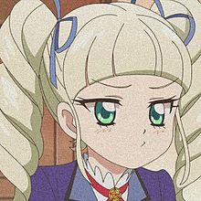 アイカツ 藤堂ユリカの画像(#吸血鬼に関連した画像)