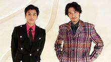 岩田剛典&ディーン・フジオカの画像(ディーンに関連した画像)