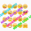 NEVER GIVE UP!!!! プリ画像