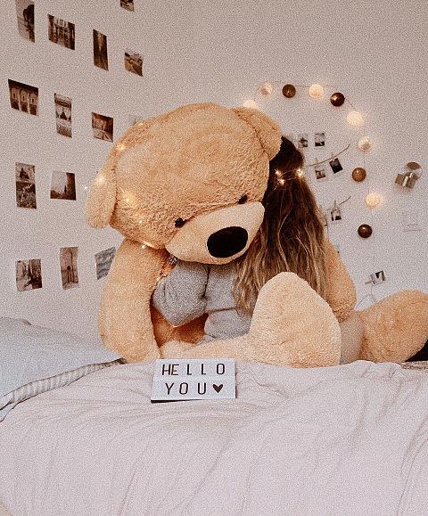 teddy bearの画像(プリ画像)
