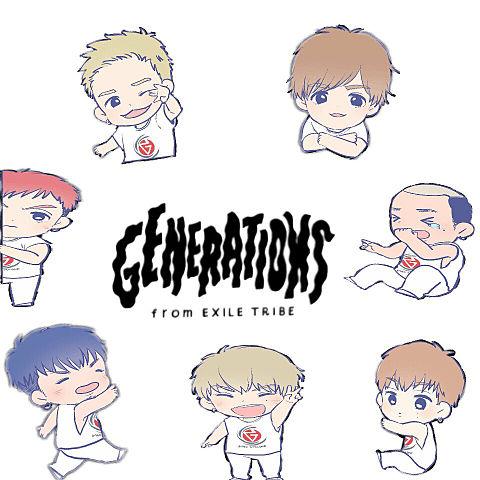 GENERATIONS画像の画像(プリ画像)