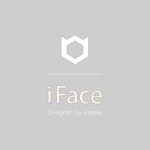 iFaceスマホiPhoneかわいい韓国イラストアメリカンの画像(プリ画像)