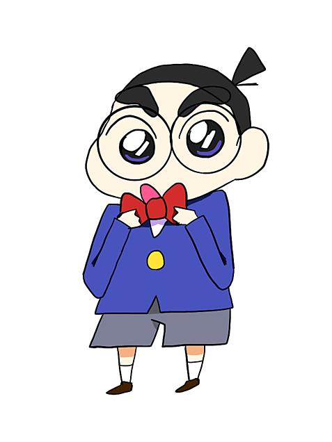 クレヨンしんちゃん!の画像(プリ画像)