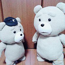 Ted 仲間が増えた! プリ画像