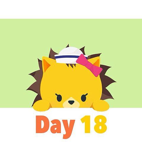 腹筋18日目!の画像(プリ画像)