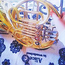 ホルンの画像(金管楽器に関連した画像)
