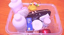 メイク道具&スキンケアの入れ物💝の画像(スキンケアに関連した画像)