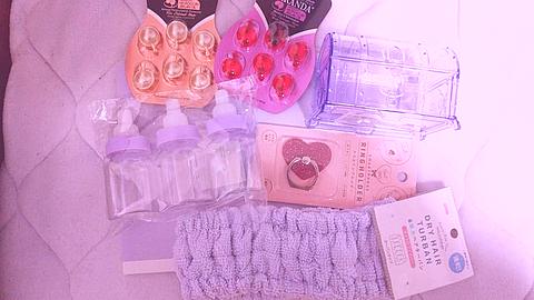 セリアの購入品💟の画像 プリ画像