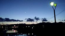 私の地元の夜空🌃 プリ画像