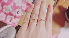 新しい指輪✨💍✨の画像(指輪に関連した画像)