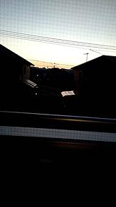 昨日の夕焼け🌆 プリ画像
