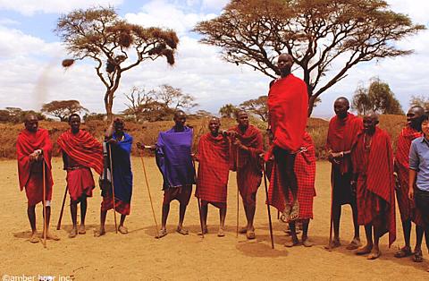 マサイ族の画像(プリ画像)