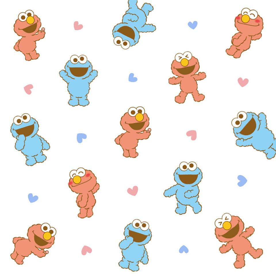 エルモ クッキーモンスター 完全無料画像検索のプリ画像 Bygmo