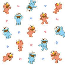 エルモ&クッキーモンスターの画像(プリ画像)