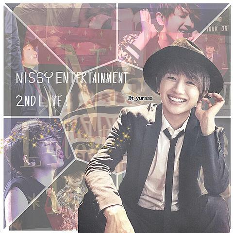 Nissy Entertainment 2ndLIVE! 🎩💋の画像(プリ画像)