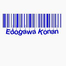 名探偵コナン 江戸川コナン バーコード吊るし文字の画像(バーコードに関連した画像)