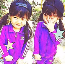 韓国かわいい子供❤️の画像(プリ画像)