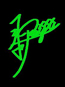 寿嶺二 (サイン)の画像(うたのプリンスさまっに関連した画像)