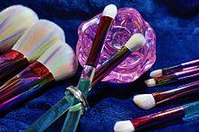 メイク道具の画像(化粧道具に関連した画像)
