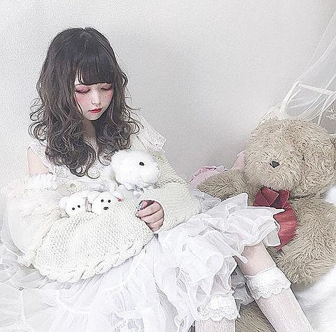量産型 女の子の画像(プリ画像)