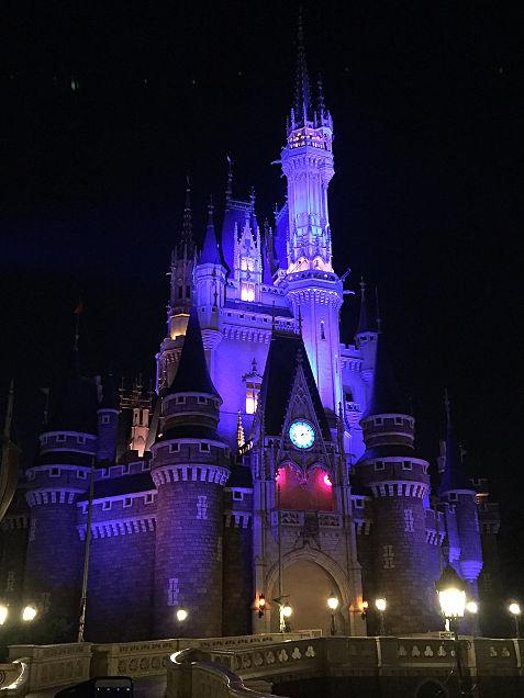 ディズニーランド シンデレラ城の画像(プリ画像)