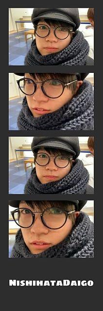 西畑大吾 - 加工画保存は♡の画像(プリ画像)