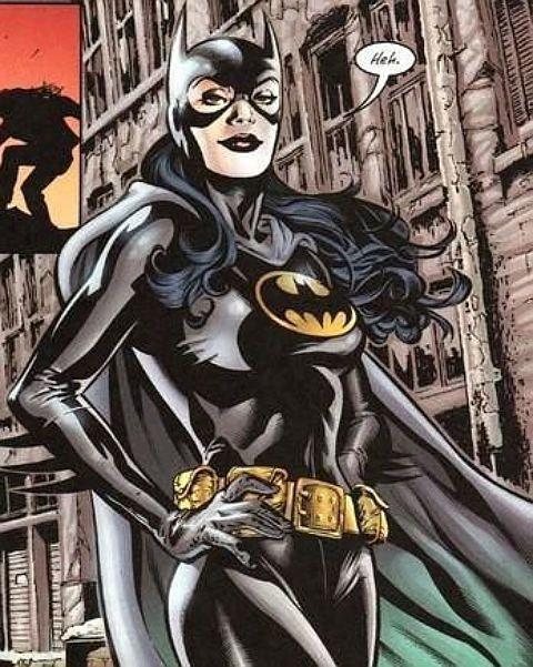 Batgirl バットガールの画像 プリ画像