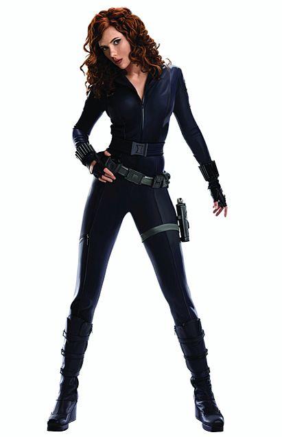 Black Widow ブラック・ウィドウ