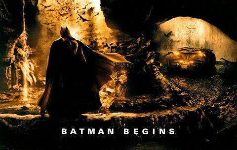 BATMAN BEGINS/バットマン ビギンズの画像(プリ画像)