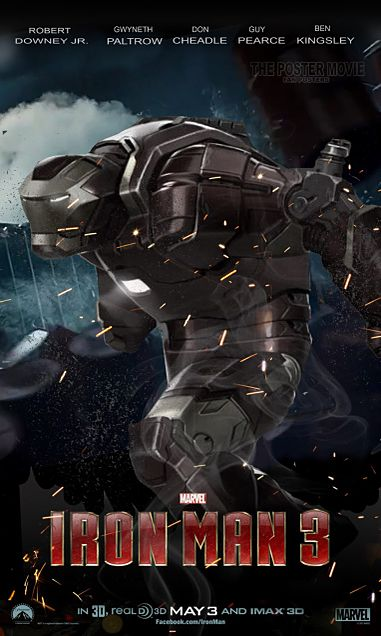 IRON MAN 3/アイアンマン3の画像 プリ画像