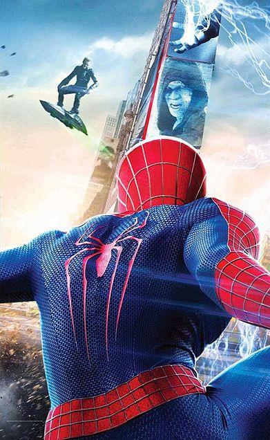 The Amazing Spider-Man 2の画像(プリ画像)