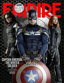 Captain America 2 プリ画像