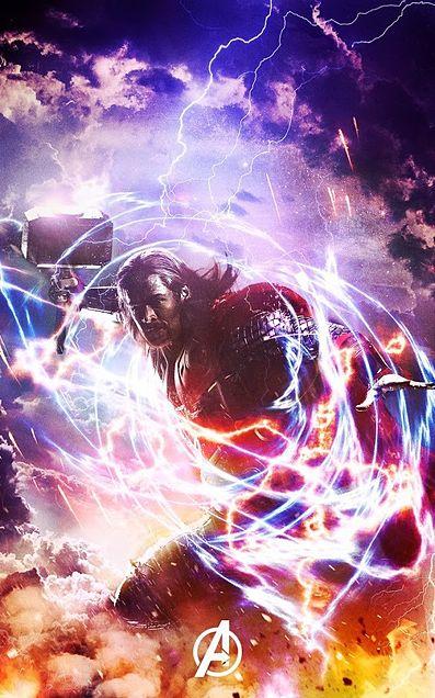 Avengers Thorの画像(プリ画像)