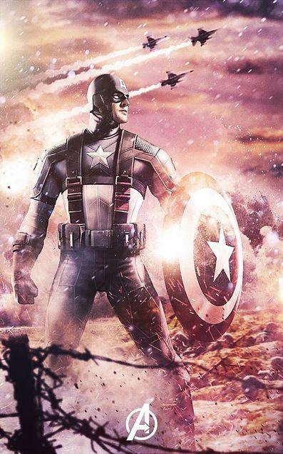Avengers Captain Americaの画像 プリ画像