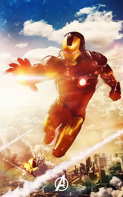 Avengers Iron Manの画像 プリ画像