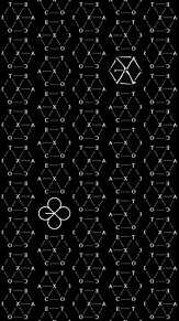 EX'ACTパターンの画像(exokに関連した画像)