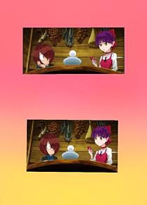 鬼太郎、猫娘のこと見すぎじゃ。 プリ画像