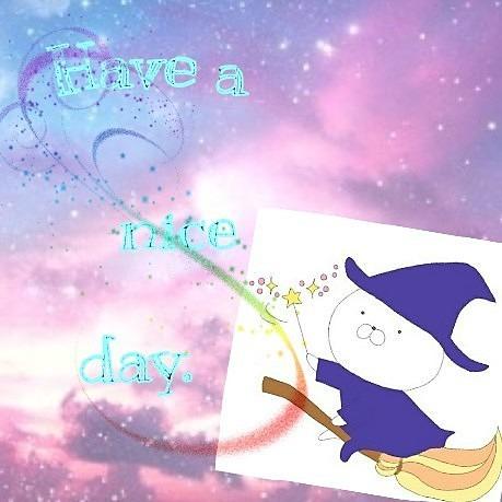 良い一日を!の画像(プリ画像)