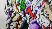 悪の超戦士の画像(ドラゴンボール ジャネンバに関連した画像)
