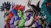 悪の超戦士たちの画像(ドラゴンボール ジャネンバに関連した画像)