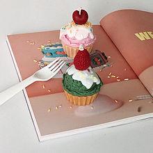 🍎🍏🍎の画像(カップケーキに関連した画像)