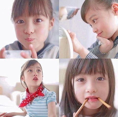 子供のころの橋本環奈ちゃん💕の画像 プリ画像