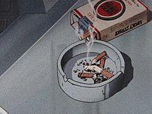 たばこの画像(喫煙に関連した画像)