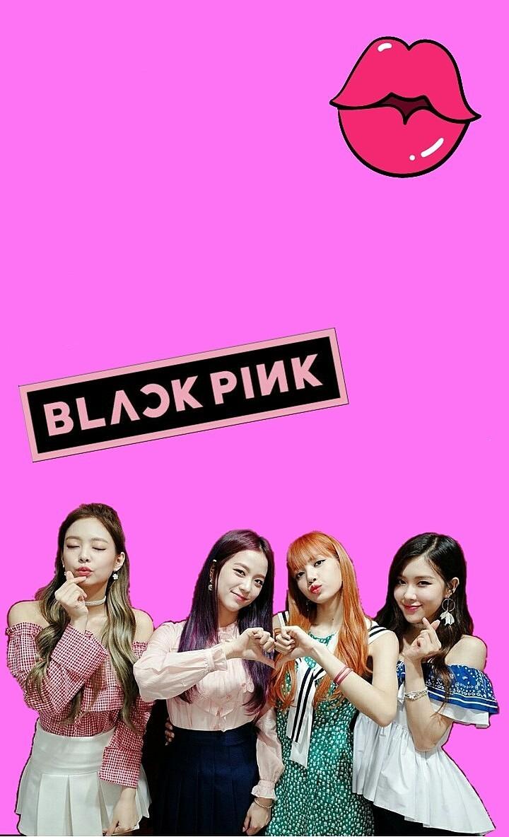 Black Pinkロック画面 71154848 完全無料画像検索のプリ画像 Bygmo