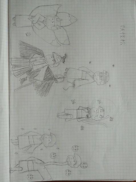 おそ松さん妖怪松の画像(プリ画像)