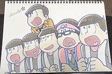 おそ松さん 8話 「トト子の夢」の画像(カラ松に関連した画像)